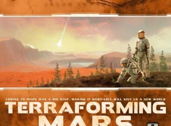 TERRAFORMING MARS by Stonghold Games