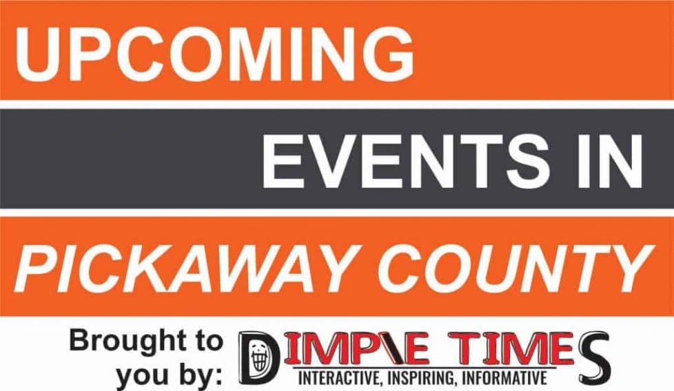 Upcoming Events Pickaway County