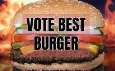 Vote Best Hamburger