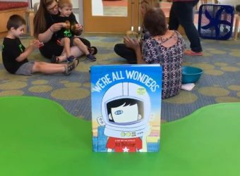 Wonder author to visit Circleville