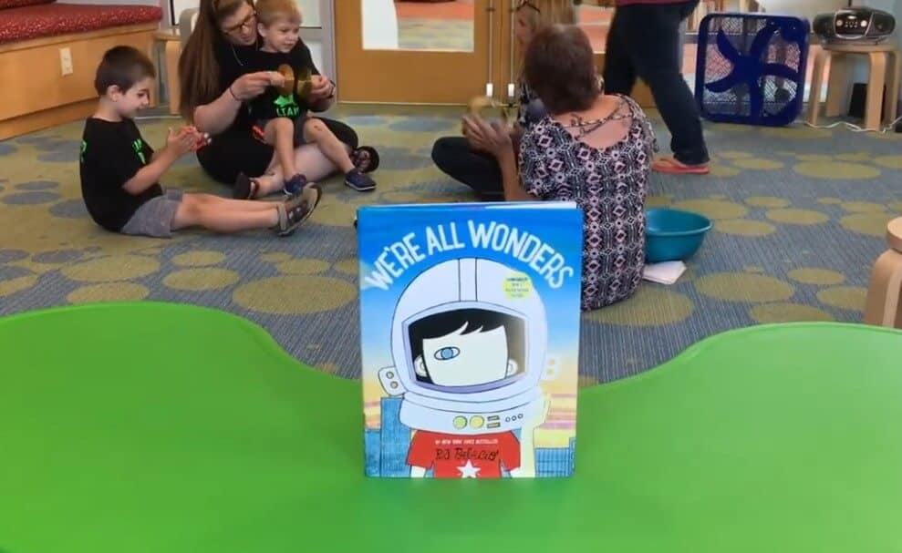 Local organizations bringing author of the book Wonder to Circleville
