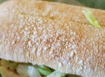 Subways Ciabatta Bread Subs