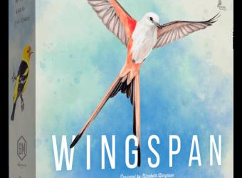 Wingspan boardgame review