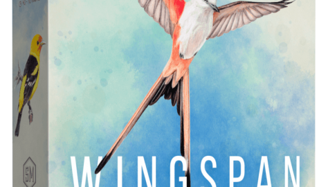 Wingspan boardgame review