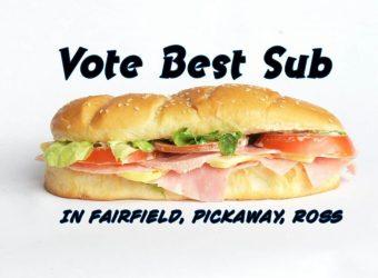 Vote best sub Pickaway Ross Fairfield