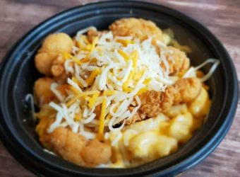 KFC Mac & Cheese Bowl