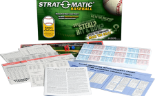 Strat-o-Matic Baseball boardgame review