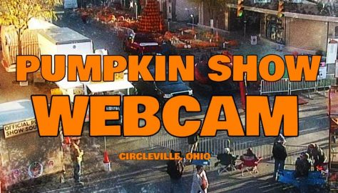 pumpkin show webcam 2019