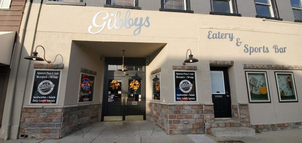 Gibbys Eatery & Sports Bar - Dimple Dash Review