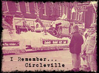 I remember Circleville 1962 Christmas Parade circleville