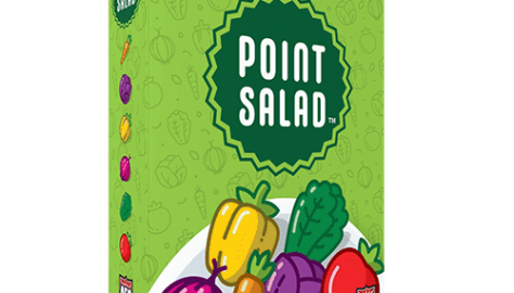 Point Salad Boardgame Review