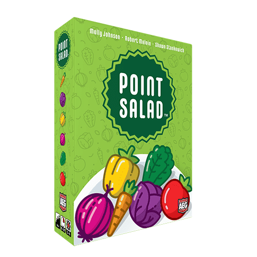 Point Salad – Boardgame Review