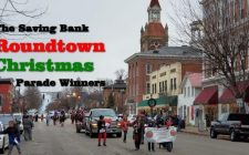 2019 Santa Christmas Parade Circleville Ohio 71