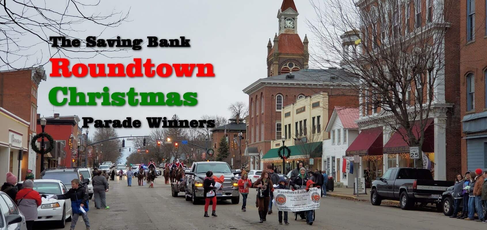 2019 Santa Christmas Parade Circleville Ohio 71