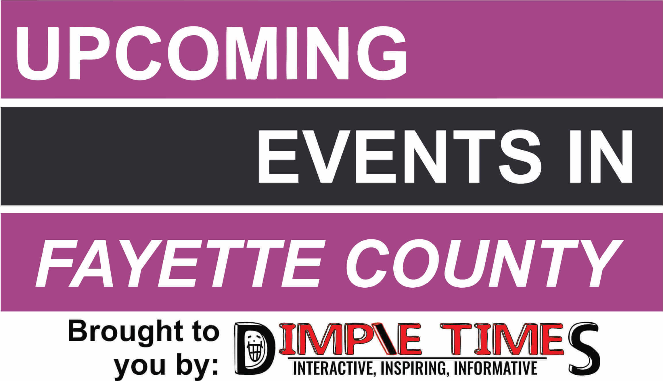 Upcoming events in Fayette County Ohio