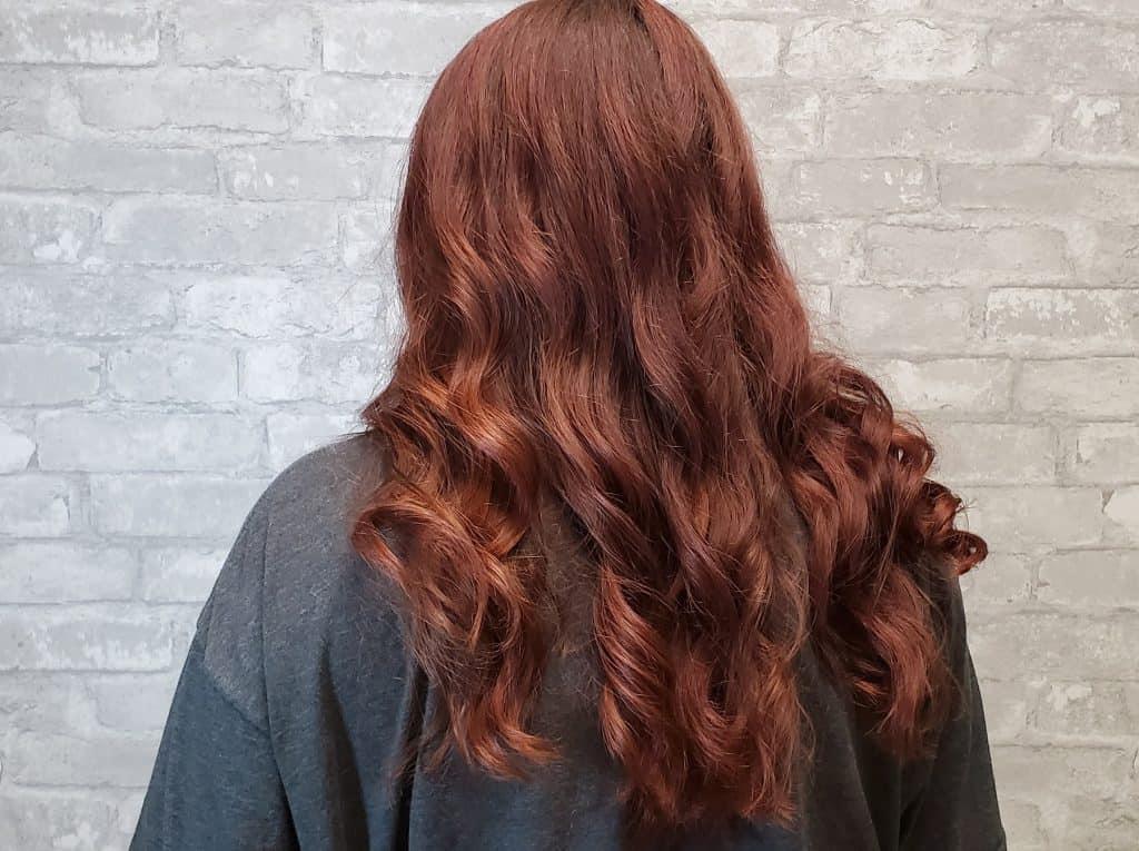 Styled and Cut Hair at Bella Zari