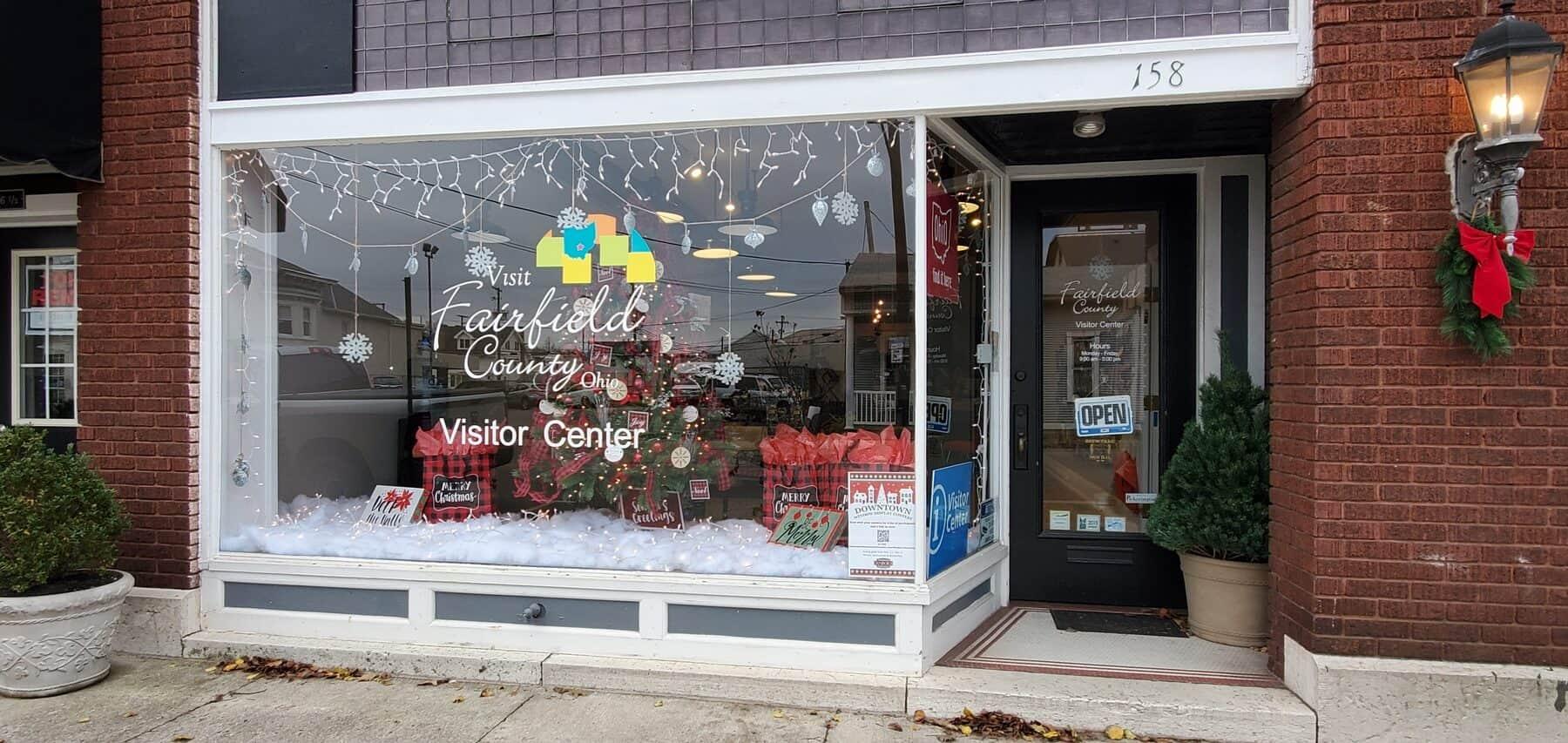 Visit Fairfield County Ohio Visitors Center
