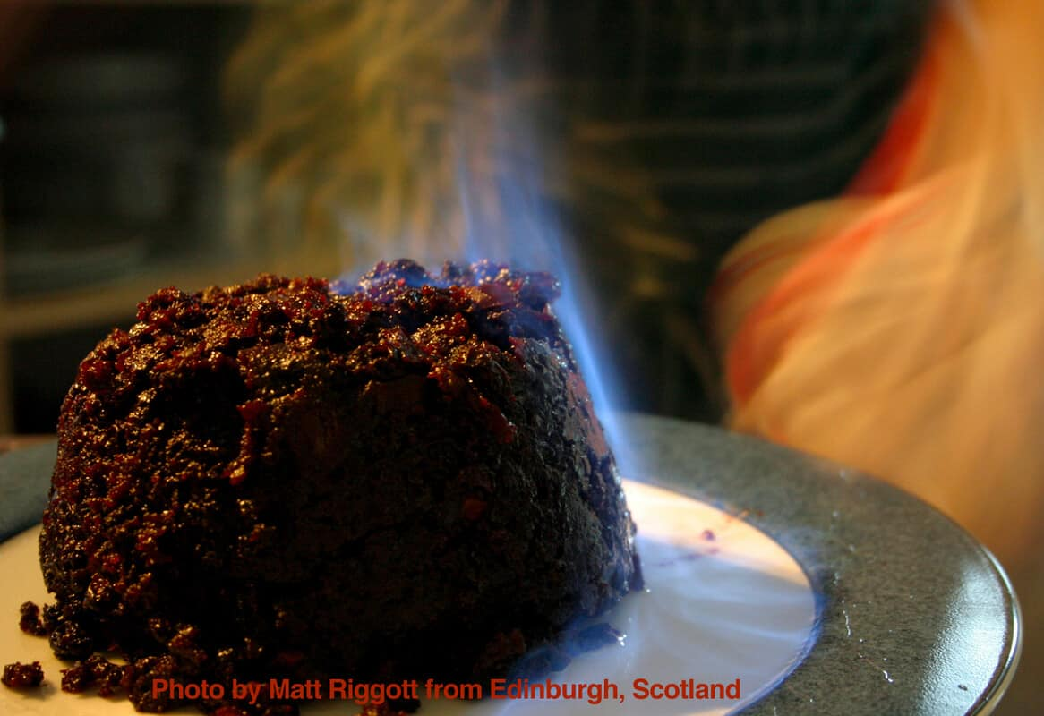 some figgy pudding
