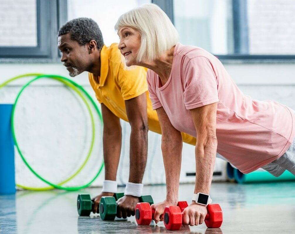 5 Tips to Help Older Adults Be Healthier in 2020