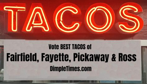 Best Taco in Fairfield Fayette Pickaway and Ross Counties cropped