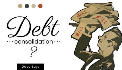 Debt Consolidations - Theres no magic pill