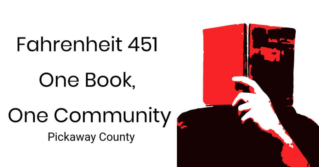 Community-Wide Reading Program Begins in Pickaway County