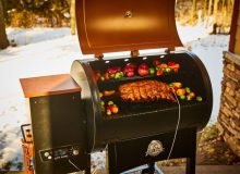 For Healthier Eating Grill More in the New Year