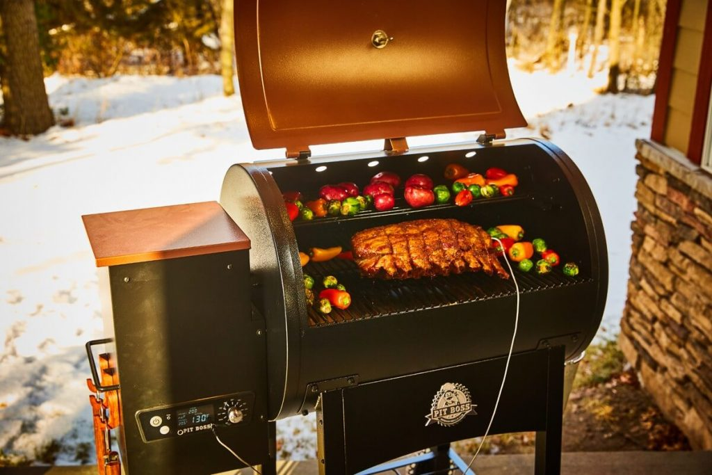 For Healthier Eating, Grill More in the New Year