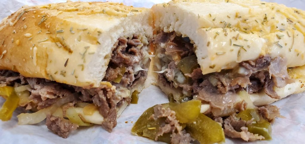 Jersey Mikes Philly Cheese Steak