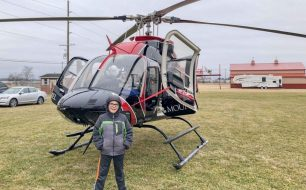 Survival Flight Helicopter
