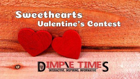 Sweethearts Valentines Contest 2020