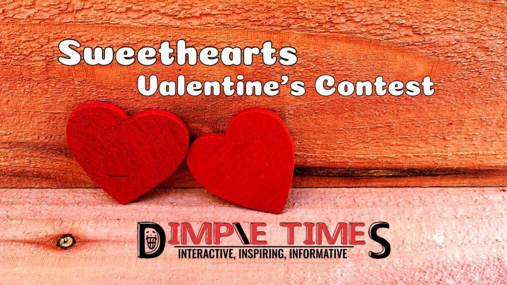 Sweethearts Valentine's Contest 2020