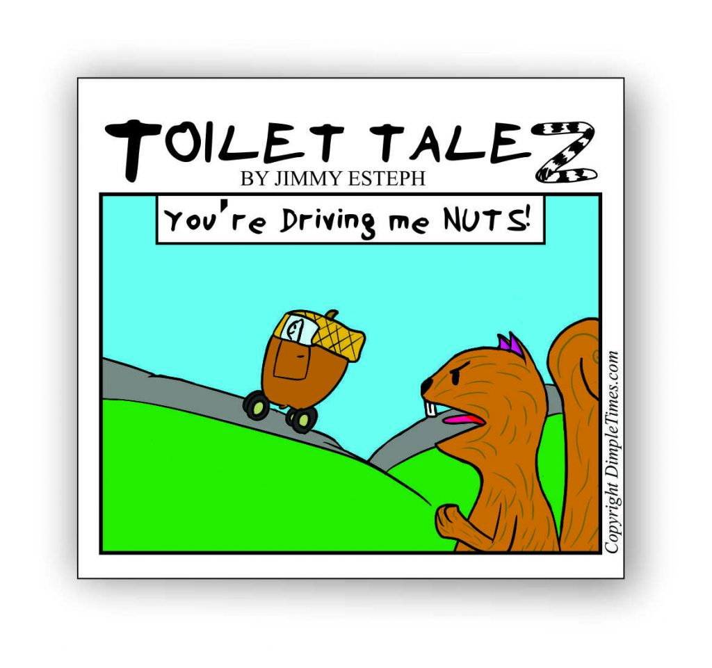 Toilet Tales - March 2019