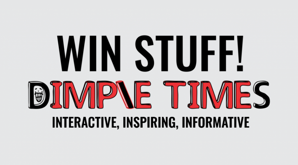 Win Free Stuff at Dimple Times