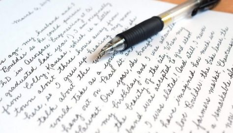 Write More Letters to Friends and Family