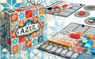 AZUL boardgame review