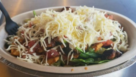 Chipotle Lifestyle Bowl with Supergreens