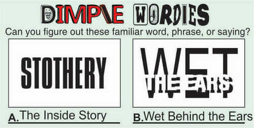 Dimple Wordies Page 1 February 14 2020