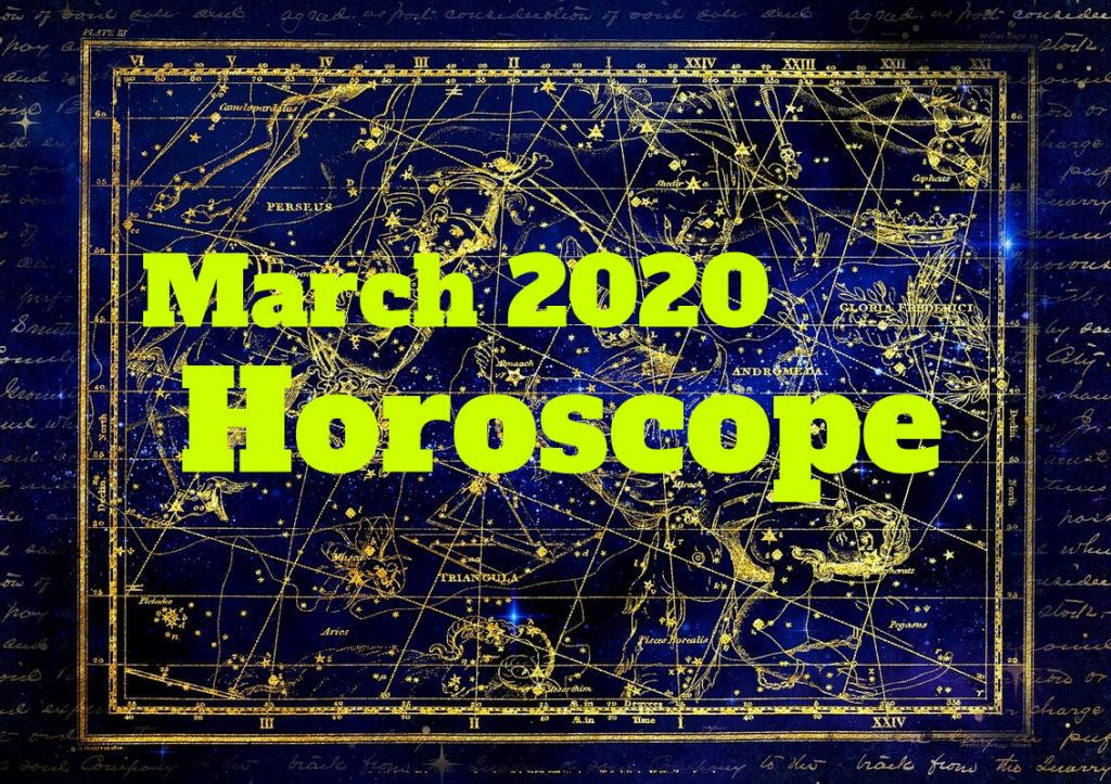 March 2020 Horoscope, Check your monthly predictions by Zodiac sign
