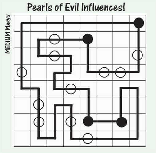 Pearls of Evil Influences February 14 2020