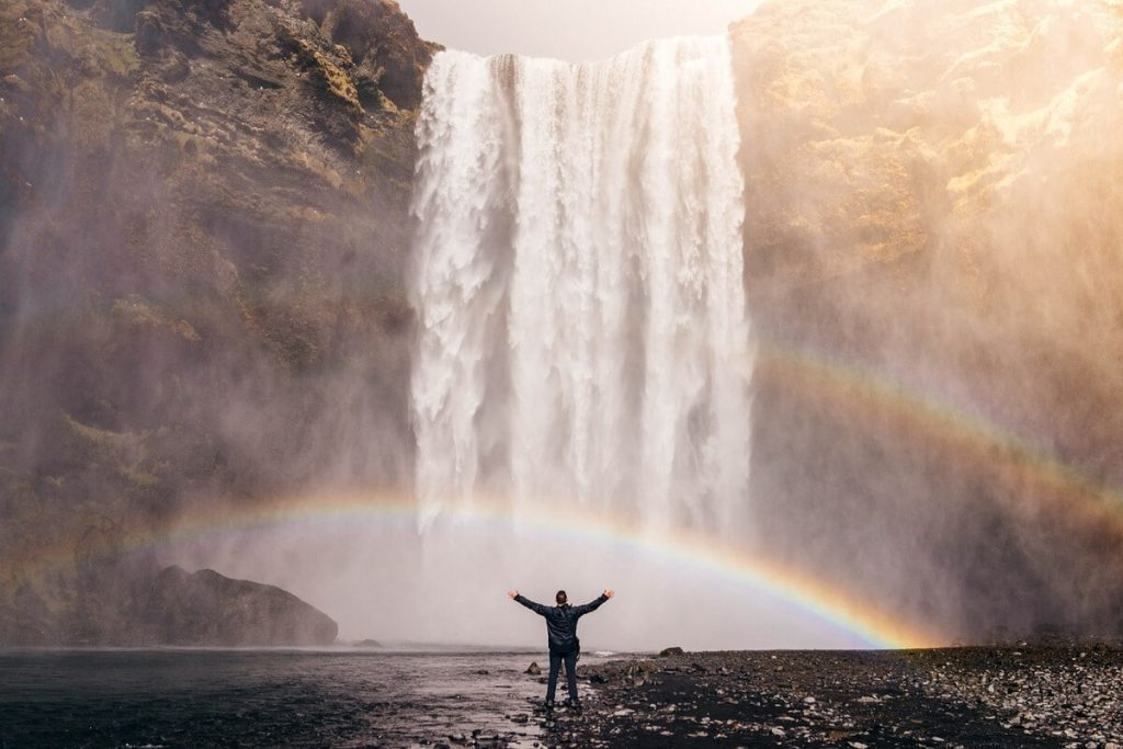 Rainbow of Hope – Poem