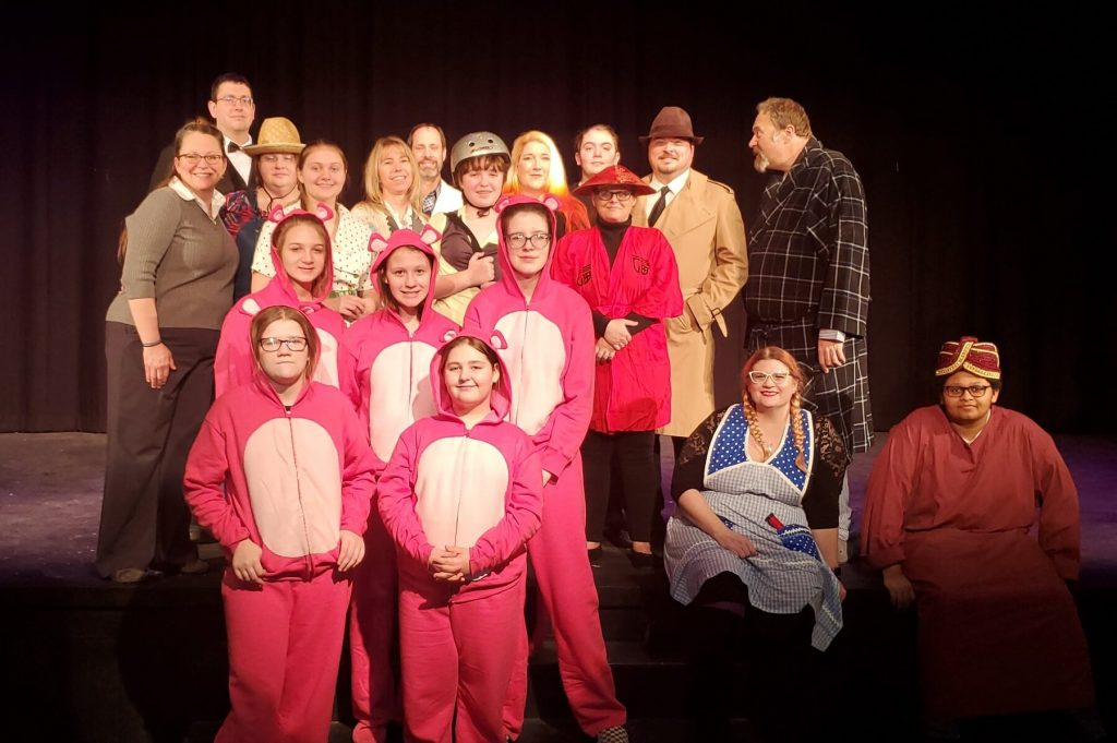 Local Theater prepares for opening of The Pink Panther Strikes Again