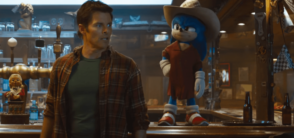 Sonic the Hedgehog - Admissions of a Movie Fanatic Review
