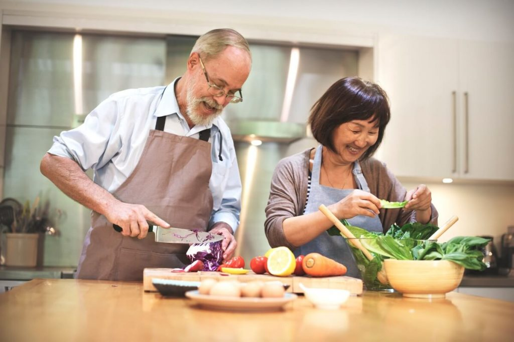 As You Age, Keep Nutrition Top of Mind
