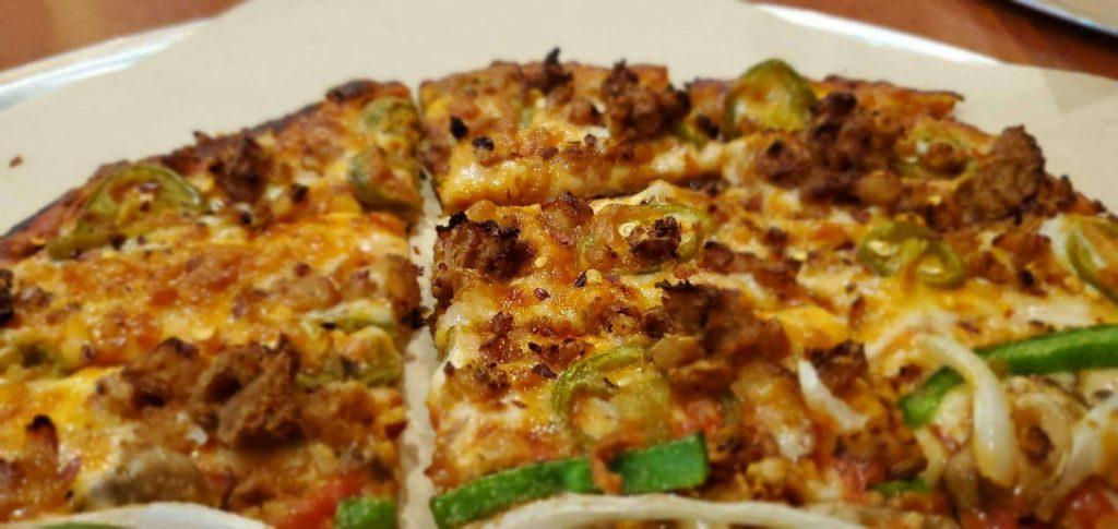 Cauliflower Crust from Donatos