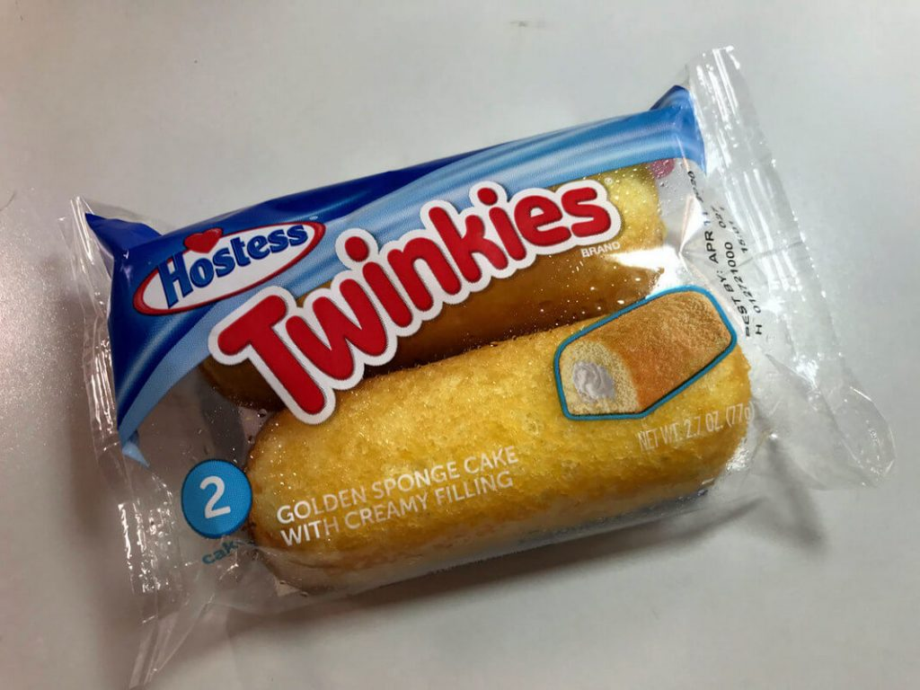 The Twinkie: A treat shaped by current events