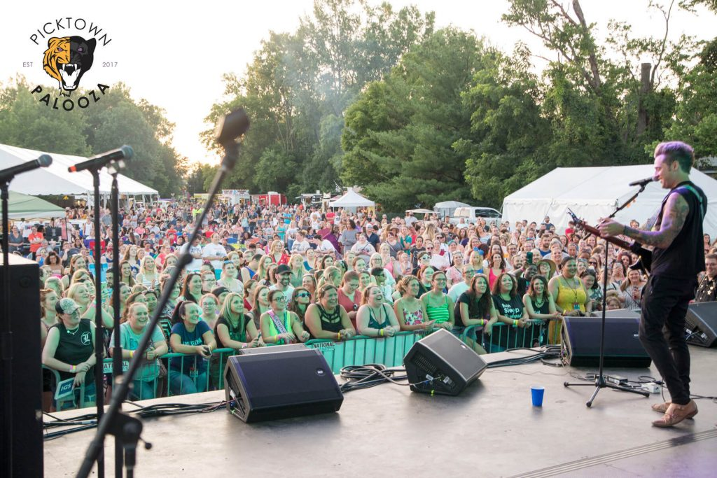 Picktown Palooza offers local bands opportunity to open for national acts