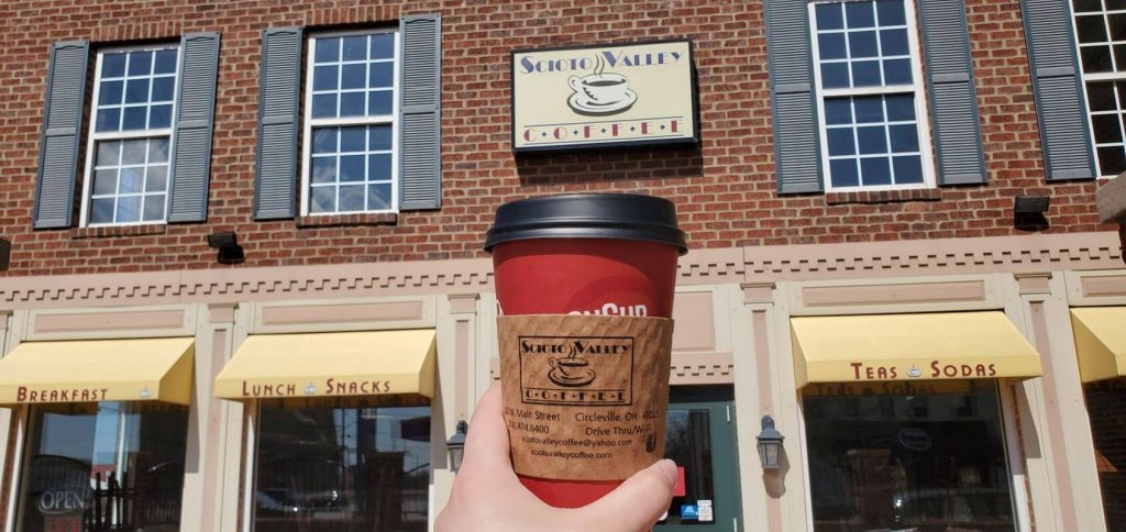 Scioto Valley Coffee offering special for law enforcement and first responders