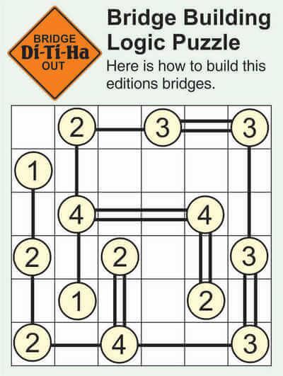 Di-Ti-Ha Bridge Puzzle April 24 2020