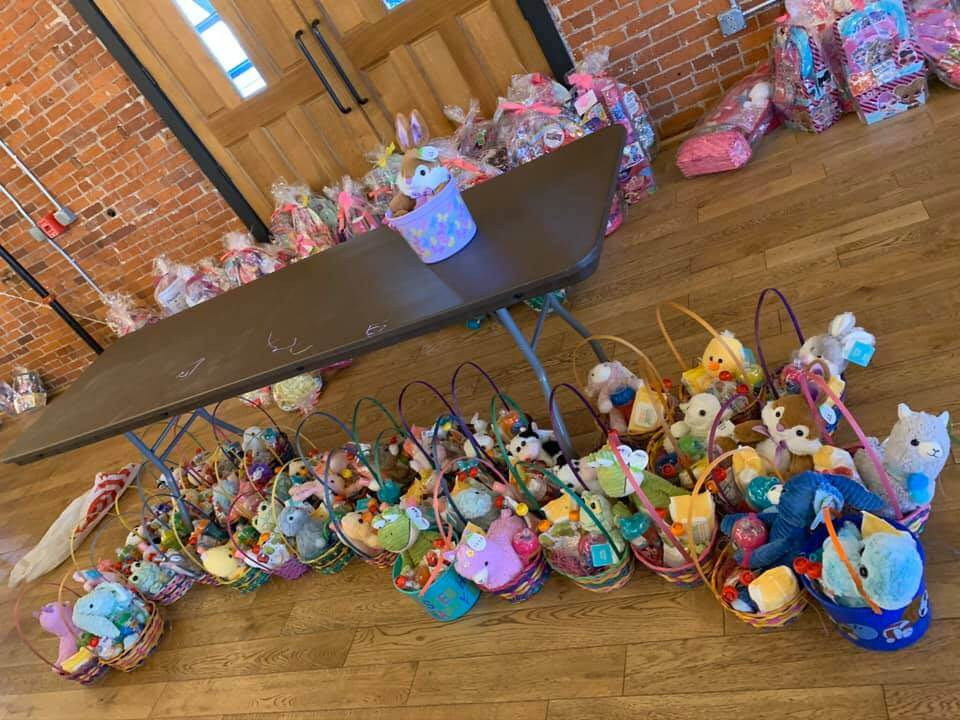 The Mithoff Company brings Easter to families affected by unprecedented times